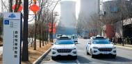 El taxi autónomo ya es una realidad, al menos en China