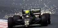 Ayrton Senna en 1986 - LaF1