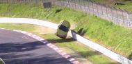 Opel Astra choca en Nürburgring - SoyMotor