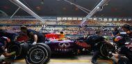 Horner, a favor del cambio de normativa de Pirelli - LaF1