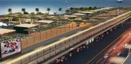Arabia Saudí publica nuevos renders: así será su circuito de F1 - SoyMotor.com