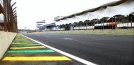 El trazado de Interlagos se reasfalto, cambiando completamente su incidencia en los neumáticos - LaF1