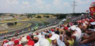 La última curva del circuito de Hungaroring - LaF1