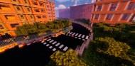 Construyen el circuito de Mónaco en Minecraft, ¡date una vuelta! - SoyMotor.com