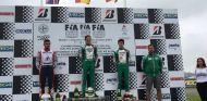 Victoria de Hiltbrand y podio de Vidales en el circuito de Alonso - SoyMotor.com
