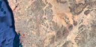 Yeda, el circuito de Fórmula 1 diseñado a partir de Google Earth - SoyMotor.com