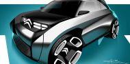 El asiento trasero del Citroën C-Électrique está de lado, una gran peculiaridad - SoyMotor