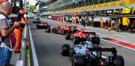 Instante de la Q3 del GP de Italia F1 2019 - SoyMotor.com