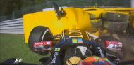 Accidente de Pastor Maldonado - LaF1.es