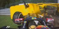 Accidente de Pastor Maldonado - LaF1.es