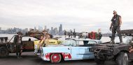 Algunos de los vehículos de Mad Max en Uber - SoyMotor