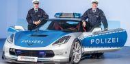 Chevrolet Corvette C7 Polizei -SoyMotor