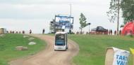Un vehículo autónomo hace de coche cero en el Rally de Estonia - SoyMotor.com