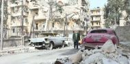 Mohammed Mohiedin Anis, coleccionista de coches clásicos en Siria - SoyMotor.com