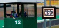 Pruebas del coche de seguridad virtual en Brasil - LaF1