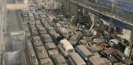 Aparecen 174 coches clásicos abandonados en un almacén