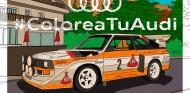 Colorea tu Audi en este confinamiento - SoyMotor.com