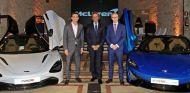 McLaren abre nuevo concesionario en España, en Barcelona - SoyMotor.com