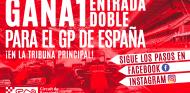 Gana una entrada doble para el GP de España F1 2017