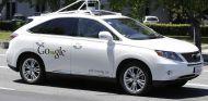 Vehículo autónomo de Google en pruebas - SoyMotor