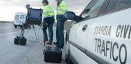 Un conductor 'cazado' a 228 kilómetros/hora, absuelto por una frase de la Guardia Civil