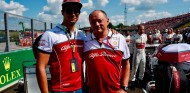 Juan Manuel Correa hará un test con Alfa Romeo en Paul Ricard - SoyMotor.com