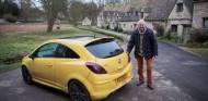 El Vauxhall Corsa de la foto tiene la culpa del renombrado color 'Maddox Yellow' - SoyMotor