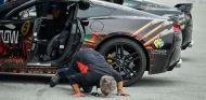 Los Corvette semiautónomos, protagonistas en la Indycar - SoyMotor.com