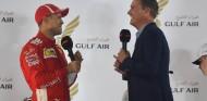 Sebastian Vettel y David Coulthard en una imagen de archivo - SoyMotor.com