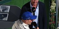 David Coulthard y Valtteri Bottas en Hungaroring - SoyMotor.com