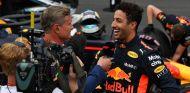 David Coulthard y Daniel Ricciardo en México - SoyMotor.com