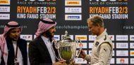 David Coulthard recoge el trofeo de la ROC – SoyMotor.com