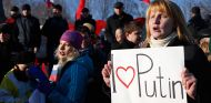 La crisis de Crimea puede impedir la disputa del GP de Rusia