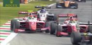 Toque entre Sargeant y Vesti en Monza - SoyMotor.com
