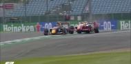 Liam Lawson y Oscar Piastri en Silverstone - SoyMotor.com