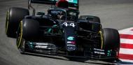 Lewis Hamilton en Barcelona - SoyMotor.com