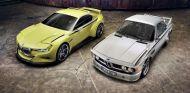 BMW CSL Hommage y 3.0 CSL - SoyMotor.com