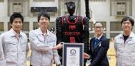 CUE3: el robot de Toyota que quieren en la NBA - SoyMotor.com