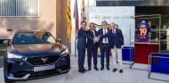 OFICIAL: Cupra, nuevo socio del F.C. Barcelona - SoyMotor.com