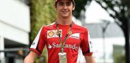 Gutiérrez, primera opción para el equipo Haas - LaF1