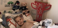 Mercedes le dedica la victoria de España a un niño con cáncer – SoyMotor.com
