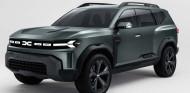 Dacia Bigster Concept - SoyMotor.com