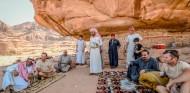 Sainz espera que el Dakar ayude contra el machismo de Arabia Saudí - SoyMotor.com