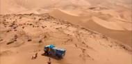 Un aficionado del Dakar fue atropellado - SoyMotor