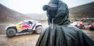 Se cancela la sexta etapa del Dakar por el mal tiempo