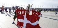 Aficionados daneses en el GP de Rusia 2017 - SoyMotor.com