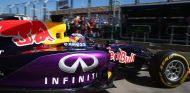 Daniel Ricciardo en el Gran Premio de Australia - LaF1
