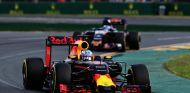 Ricciardo no tuvo problemas en pasar a sus rivales en un circuito donde es difícil adelantar - LaF1