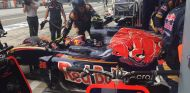 Daniil Kvyat se retira en Monza - LaF1