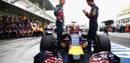Daniil Kvyat y Daniel Ricciardo en 2015 - LaF1